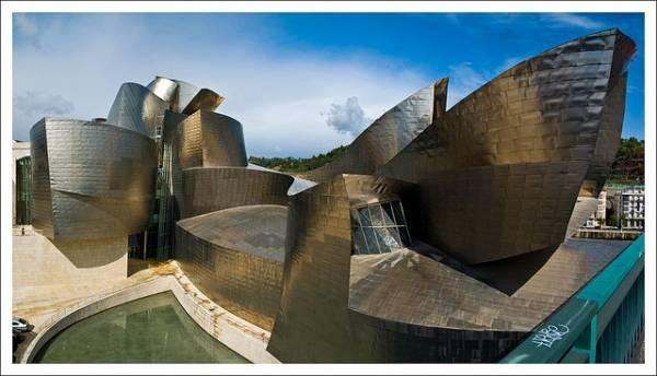 Bảo tàng Guggenheim, Tp. Bilbao, Tây Ban Nha.