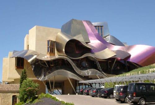 City of Wine, Bắc Tây Ban Nha.