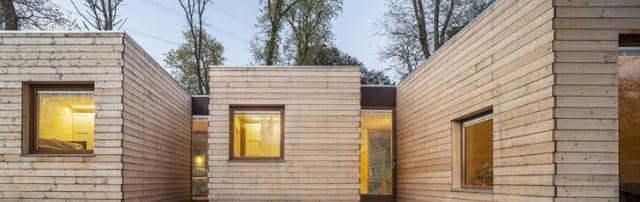 Thiết kế nhà ở sinh khí hậu (Bioclimatic) GG cắt giảm hóa đơn nhiệt đến 76,66%