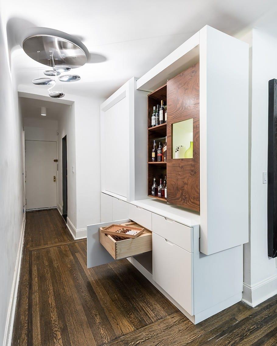 Thiết kế nội thất căn hộ thông minh 7