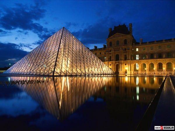 thietke-kientruc-Louvre-Pyramid