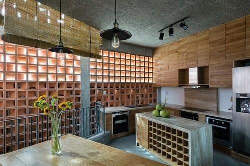 Những lợi ích mà gạch thông gió mang lại cho công trình kiến trúc