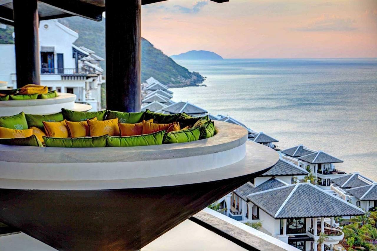 Nội thất sang trọng, ẩm thực thượng hạng với các hình thức giải trí phong phú đem lại cho du khách những trải nghiệm tuyệt vời. Ảnh: InterContinental Danang Sun Peninsula.