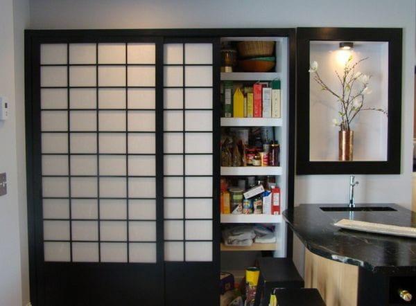 Nhà đẹp hơn với thiết kế cửa trượt Shoji phong cách Nhật Bản 5