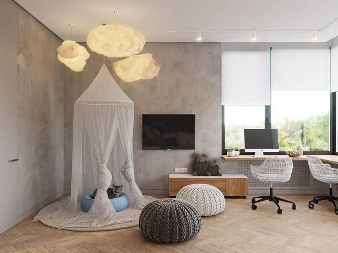 Những mẫu phòng ngủ đẹp mê ly như thế giới thần kỳ dành cho trẻ nhỏ - Ảnh 3.