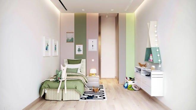 Những mẫu phòng ngủ đẹp mê ly như thế giới thần kỳ dành cho trẻ nhỏ - Ảnh 9.