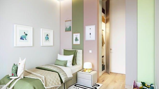 Những mẫu phòng ngủ đẹp mê ly như thế giới thần kỳ dành cho trẻ nhỏ - Ảnh 10.