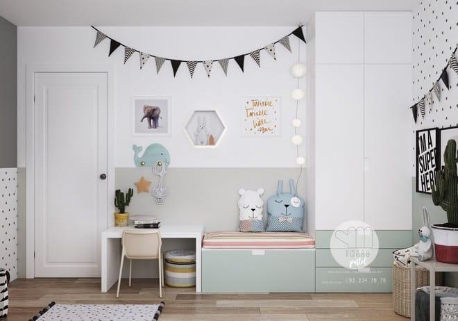 Những mẫu phòng ngủ đẹp mê ly như thế giới thần kỳ dành cho trẻ nhỏ - Ảnh 15.