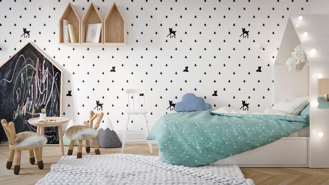 Những mẫu phòng ngủ đẹp mê ly như thế giới thần kỳ dành cho trẻ nhỏ - Ảnh 28.