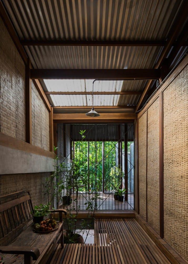 House in Chau Doc,© Hiroyuki Oki