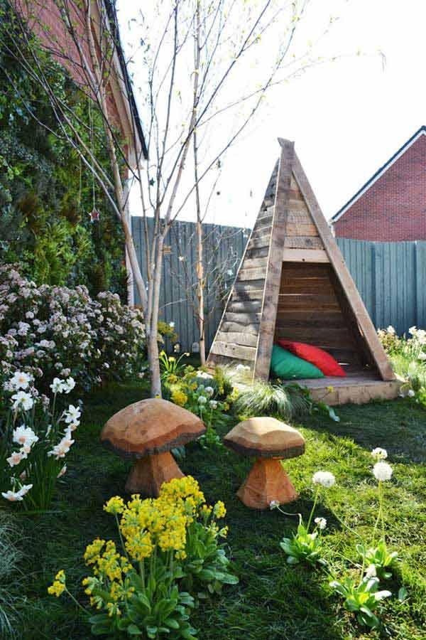 Góc sân vườn đón thu đẹp dịu dàng và lãng mạn khi được trang trí theo phong cách Bohemian - Ảnh 6.