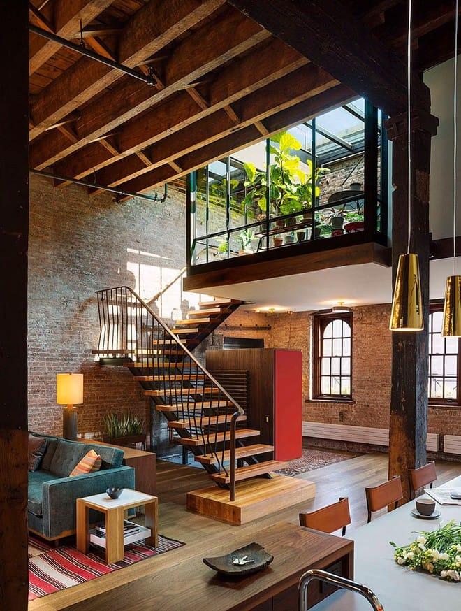 Nhà máy xà phòng cũ được cải tạo thành không gian sống đẹp đến khó tin - Ảnh 13.