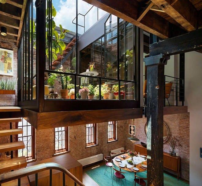 Nhà máy xà phòng cũ được cải tạo thành không gian sống đẹp đến khó tin - Ảnh 14.