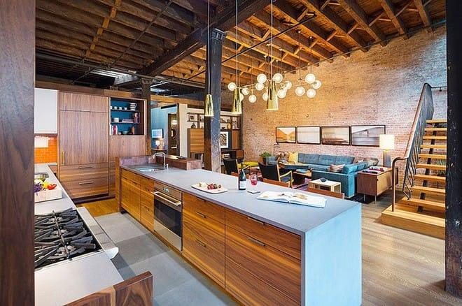 Nhà máy xà phòng cũ được cải tạo thành không gian sống đẹp đến khó tin - Ảnh 3.