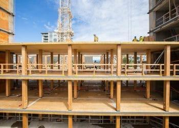Tòa nhà gỗ cao nhất thế giới được xây dựng trong thời gian nhanh kỉ lục như thế nào? - 5