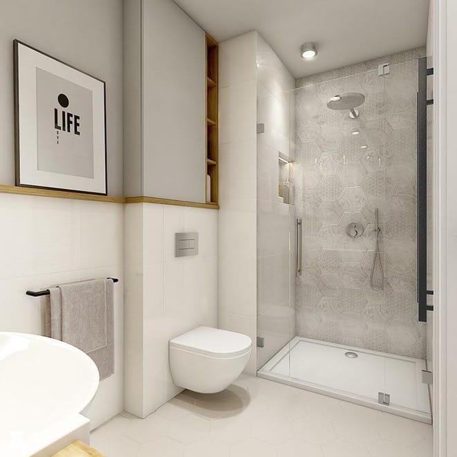 Những lý do khiến bạn cần có một chiếc vòi sen đứng trong phòng tắm của gia đình - Ảnh 4.