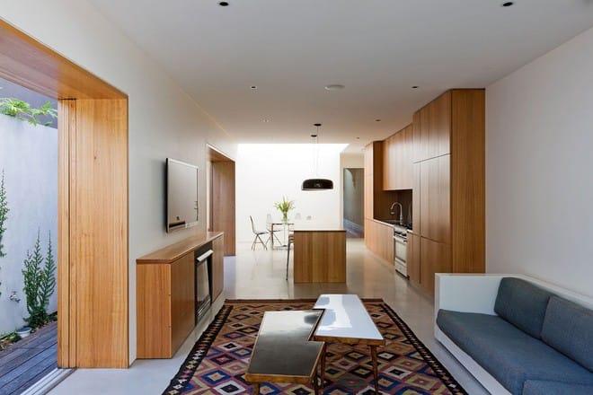 Ngôi nhà đặc biệt có không gian mở kết nối với thiên nhiên, nội thất tối giản nhưng vô cùng hiện đại - Ảnh 5.
