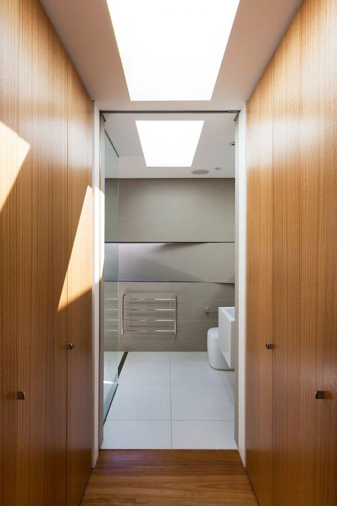 Ngôi nhà đặc biệt có không gian mở kết nối với thiên nhiên, nội thất tối giản nhưng vô cùng hiện đại - Ảnh 9.