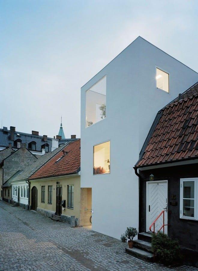 Ngôi nhà đẹp như tranh với lối thiết kế đơn giản tinh tế dưới đây sẽ khiến bạn yêu ngay từ ánh nhìn đầu tiên - Ảnh 5.