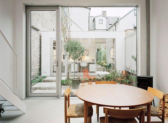 Ngôi nhà đẹp như tranh với lối thiết kế đơn giản tinh tế dưới đây sẽ khiến bạn yêu ngay từ ánh nhìn đầu tiên - Ảnh 7.