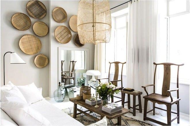 Vừa mộc mạc, vừa cá tính, căn hộ này được trang trí bằng những thứ bạn không tưởng đến - Ảnh 1.