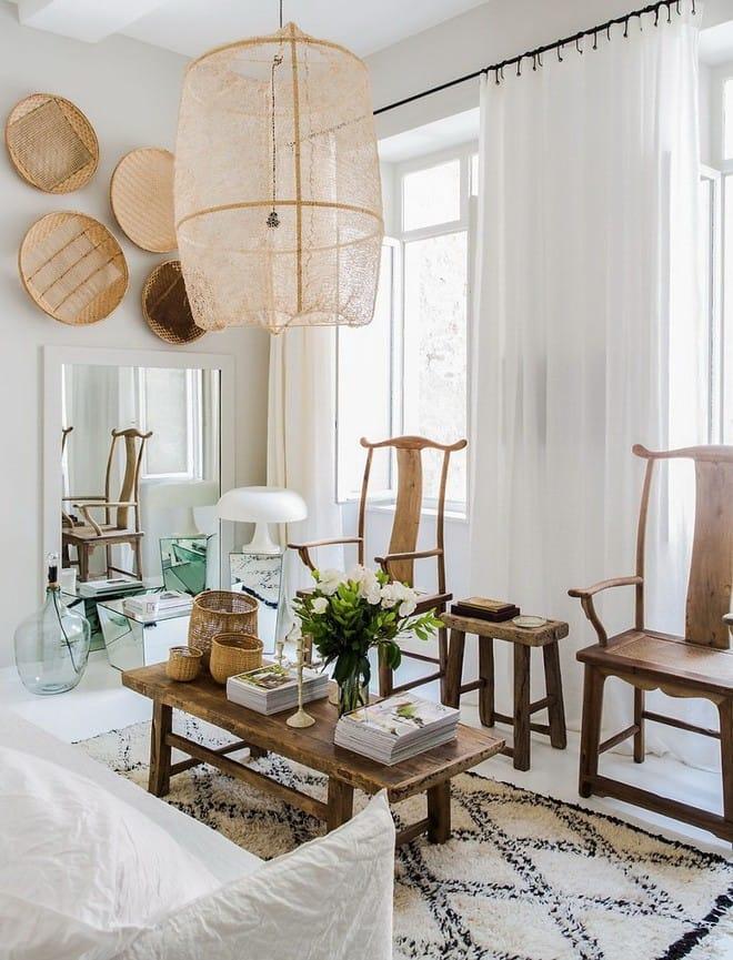 Vừa mộc mạc, vừa cá tính, căn hộ này được trang trí bằng những thứ bạn không tưởng đến - Ảnh 2.