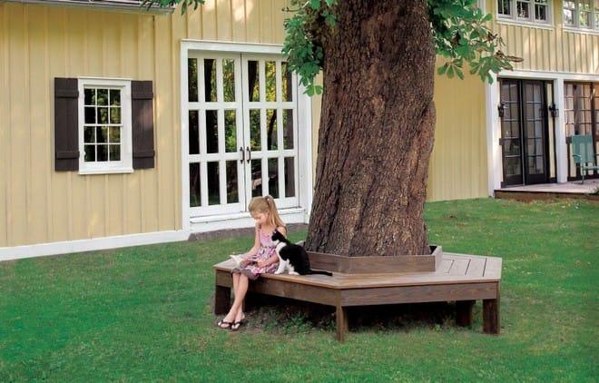 7 ý tưởng trang trí sân vườn đơn giản mà đẹp không chê vào đâu được - Ảnh 1.