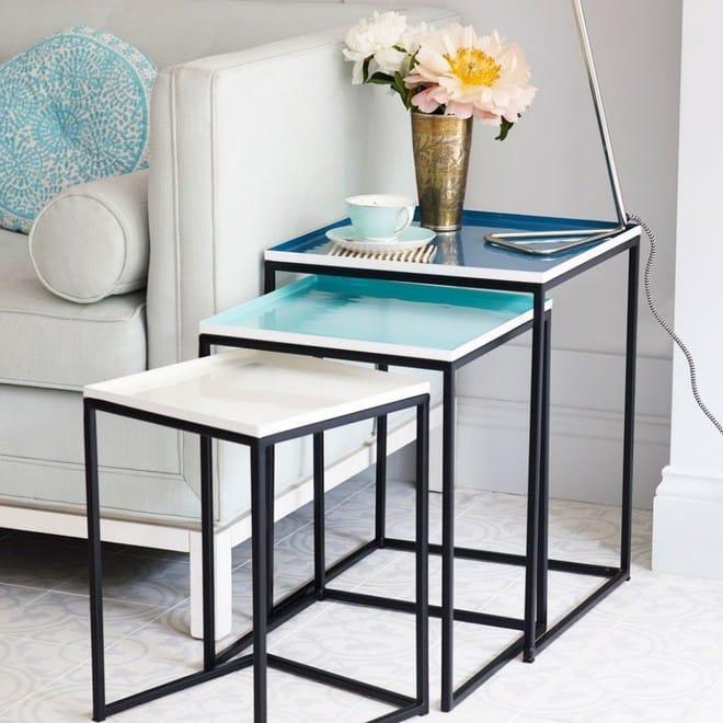 Bàn xếp - món nội thất nhỏ, gọn, đẹp, chất ai thấy cũng ước ao được sở hữu - Ảnh 8.