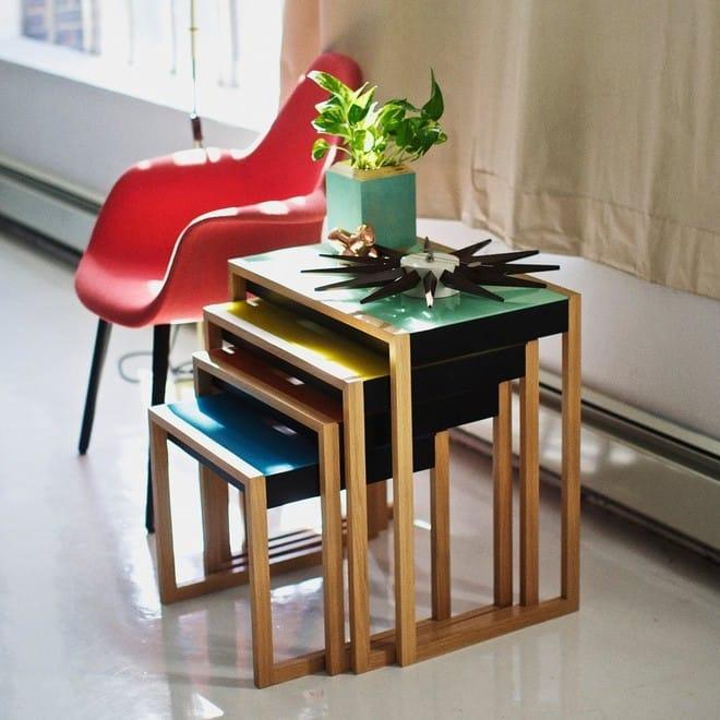Bàn xếp - món nội thất nhỏ, gọn, đẹp, chất ai thấy cũng ước ao được sở hữu - Ảnh 12.