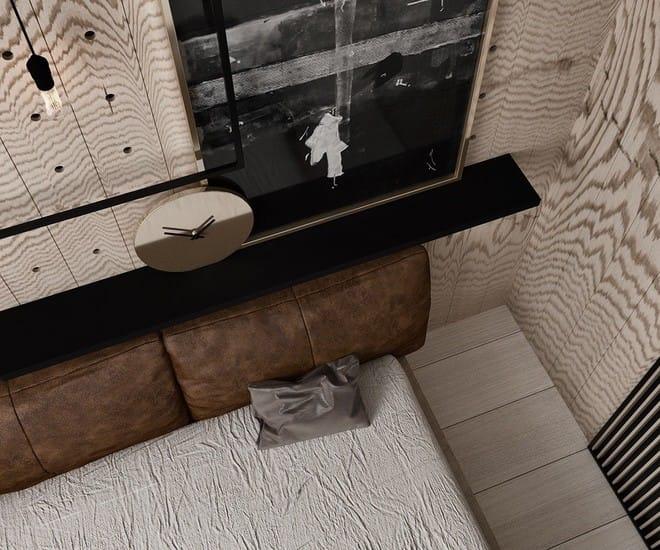 Hai căn hộ 35m² với phong cách trang trí công nghiệp nhưng lãng mạn đến khó tin - Ảnh 18.