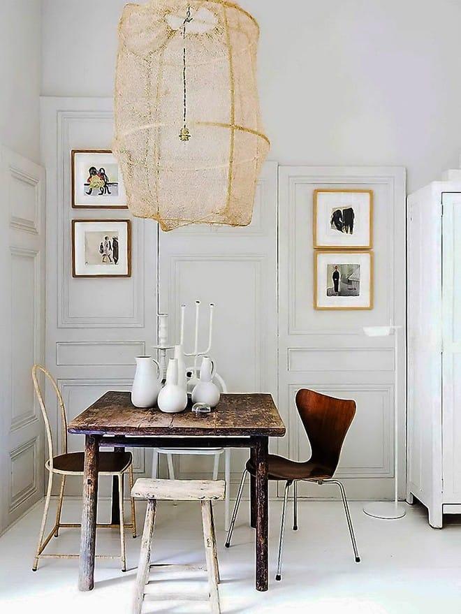 Vừa mộc mạc, vừa cá tính, căn hộ này được trang trí bằng những thứ bạn không tưởng đến - Ảnh 3.