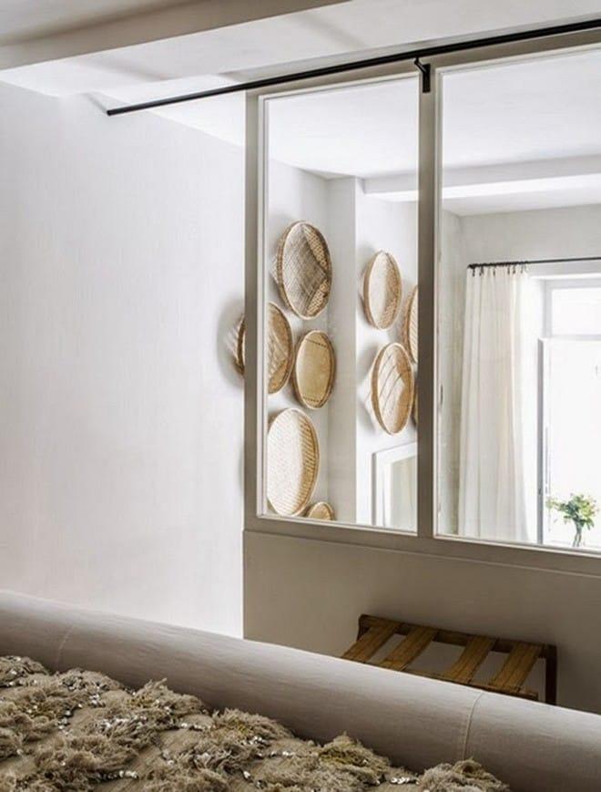 Vừa mộc mạc, vừa cá tính, căn hộ này được trang trí bằng những thứ bạn không tưởng đến - Ảnh 7.