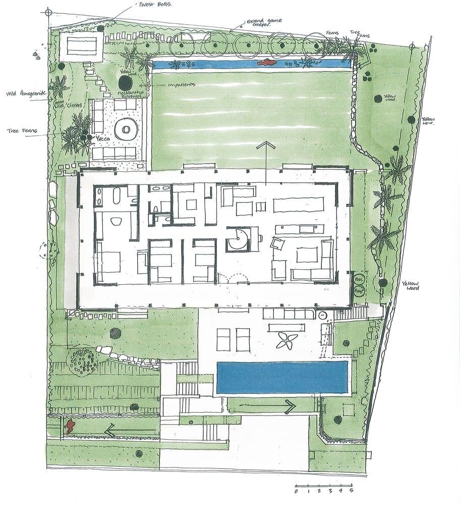 Invermark House,Ground Floor Plan