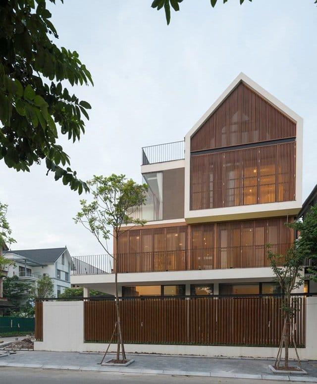 Biệt thự ở Long Biên đẹp tới mức nào mà được báo Tây khen nức nở? - 2