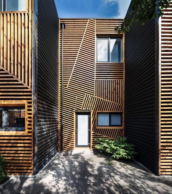 """Nhà 28m² mà rộng """"thênh thang"""" nhờ thiết kế siêu thông minh này! - 1"""