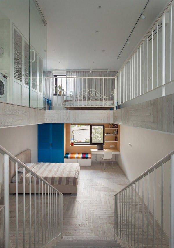 """Nhà 28m² mà rộng """"thênh thang"""" nhờ thiết kế siêu thông minh này! - 15"""