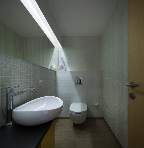 """Nhà 28m² mà rộng """"thênh thang"""" nhờ thiết kế siêu thông minh này! - 16"""