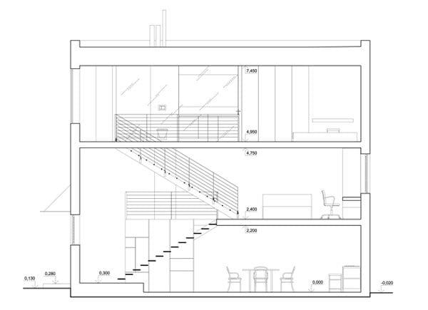 """Nhà 28m² mà rộng """"thênh thang"""" nhờ thiết kế siêu thông minh này! - 18"""