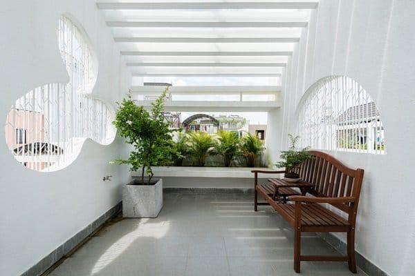 """""""Nhà nằm trong nhà"""" ở Sài Gòn xuất hiện đầy ấn tượng trên báo Mỹ - 1"""