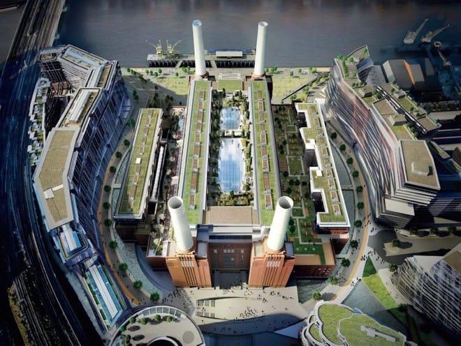 <strong>Phát triển nhà máy điện Battersea &#8211; London, Anh Quốc</strong>