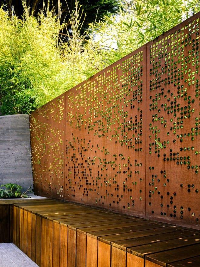 Sau cải tạo, sân vườn kiểu ruộng bậc thang này khiến ai cũng tròn mắt ngưỡng mộ - Ảnh 9.