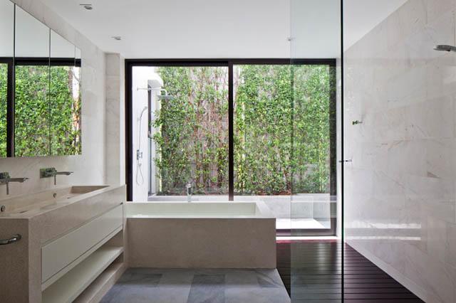 Thay tường thô cứng bằng vườn treo, biệt thự Việt đẹp ngỡ như ở trời Tây - 15