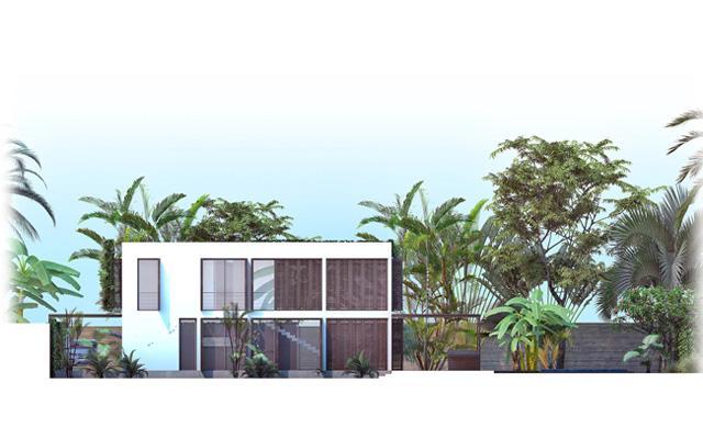 Thay tường thô cứng bằng vườn treo, biệt thự Việt đẹp ngỡ như ở trời Tây - 20