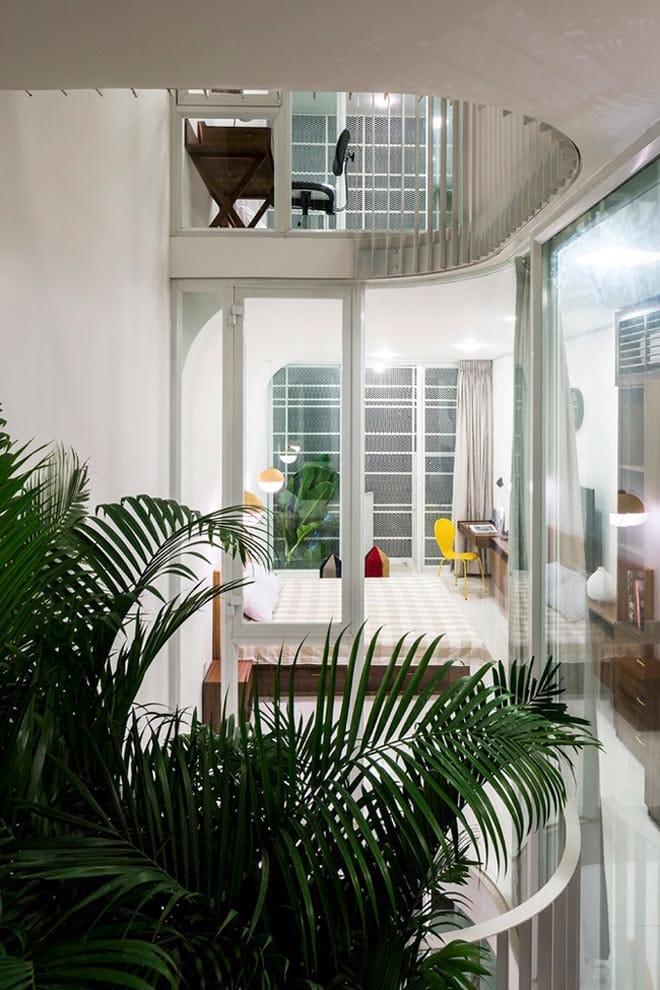 Thiết kế kiểu mới khiến nhà ống mặt phố ở Sài Gòn thoáng đãng đẹp mê li - 14