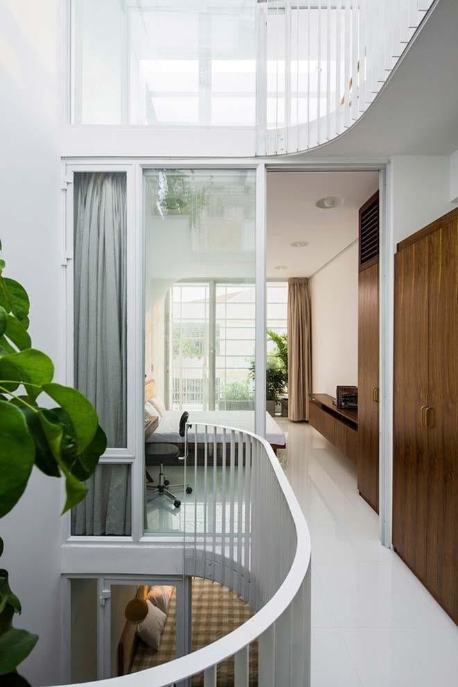 Thiết kế kiểu mới khiến nhà ống mặt phố ở Sài Gòn thoáng đãng đẹp mê li - 9