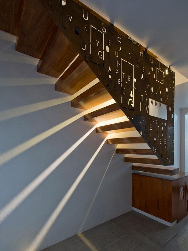 Ngôi nhà ở Đống Đa nổi bật trên báo Mỹ nhờ kiến trúc đáng học hỏi - 16