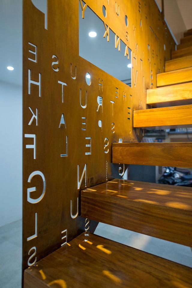 Ngôi nhà ở Đống Đa nổi bật trên báo Mỹ nhờ kiến trúc đáng học hỏi - 17