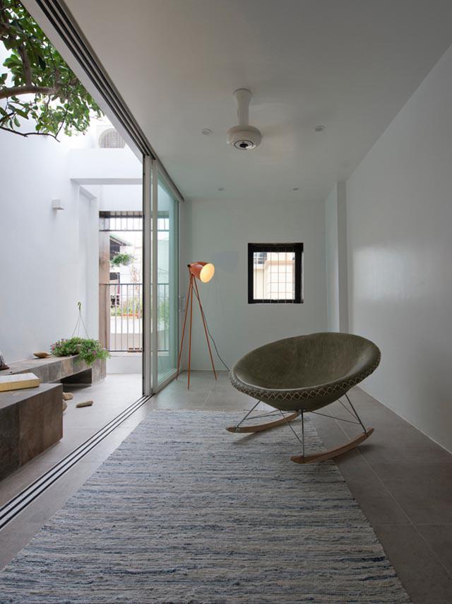 Ngôi nhà ở Đống Đa nổi bật trên báo Mỹ nhờ kiến trúc đáng học hỏi - 20
