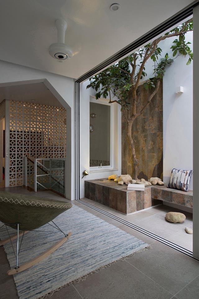 Ngôi nhà ở Đống Đa nổi bật trên báo Mỹ nhờ kiến trúc đáng học hỏi - 21