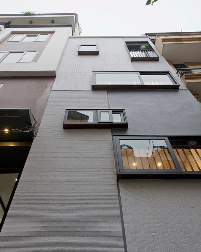 Ngôi nhà ở Đống Đa nổi bật trên báo Mỹ nhờ kiến trúc đáng học hỏi - 3